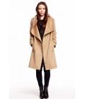 Kašmírový kabát BEIGE